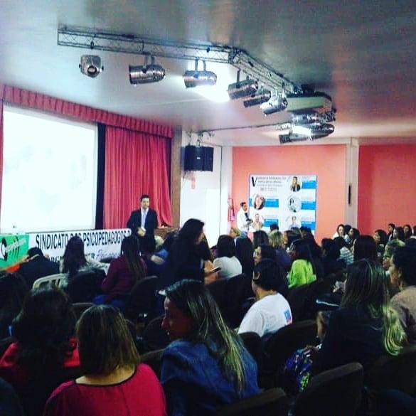 CONGRESSO DE PSICOPEDAGOGIA 2019