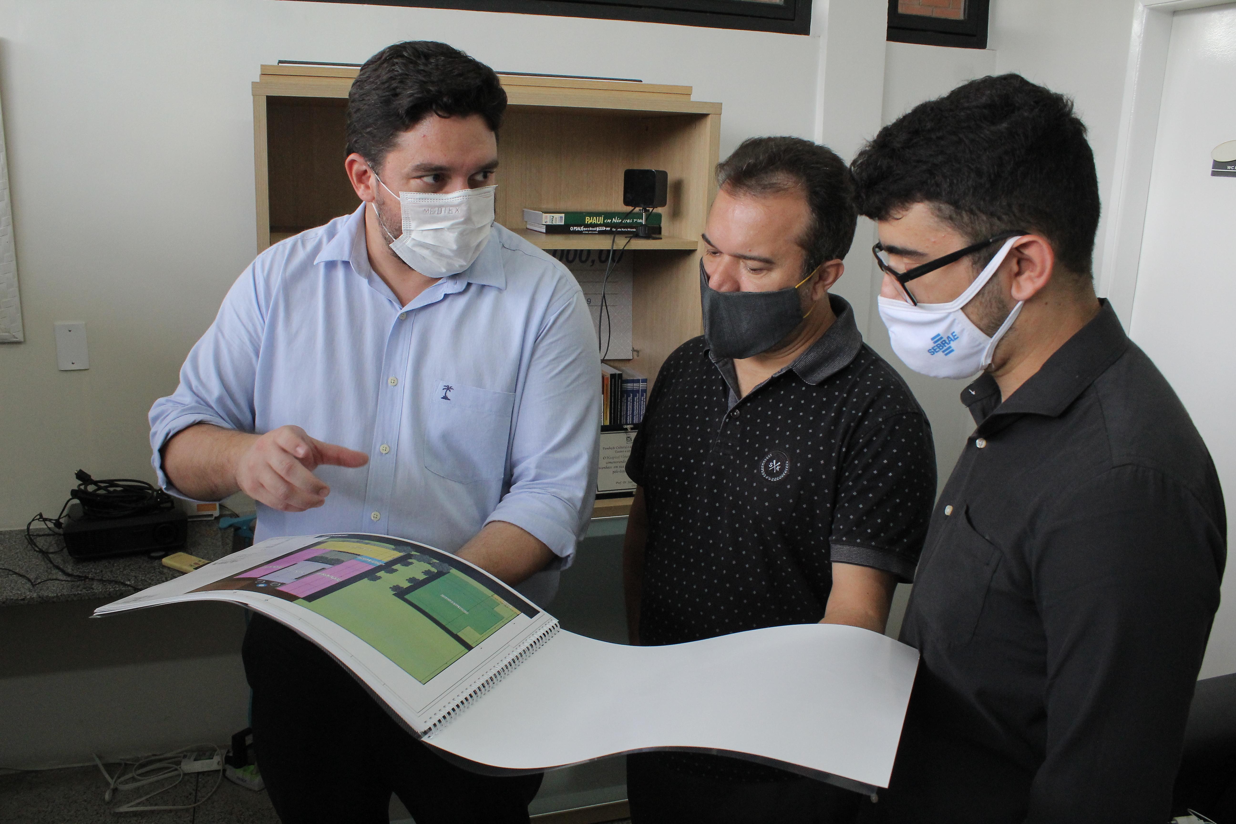 O projeto de pesquisa teve início no dia 17 de dezembro de 2020 e visa fazer o diagnóstico estrutural de 418 unidades escolares do Piauí
