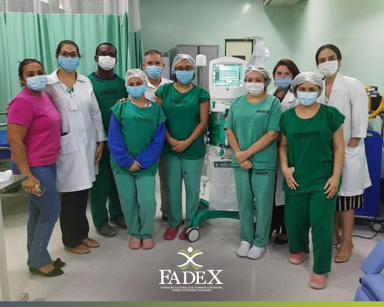 em procedimentos de terapia extracorpórea